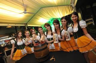 Carlsberg Malaysia Oktoberfest