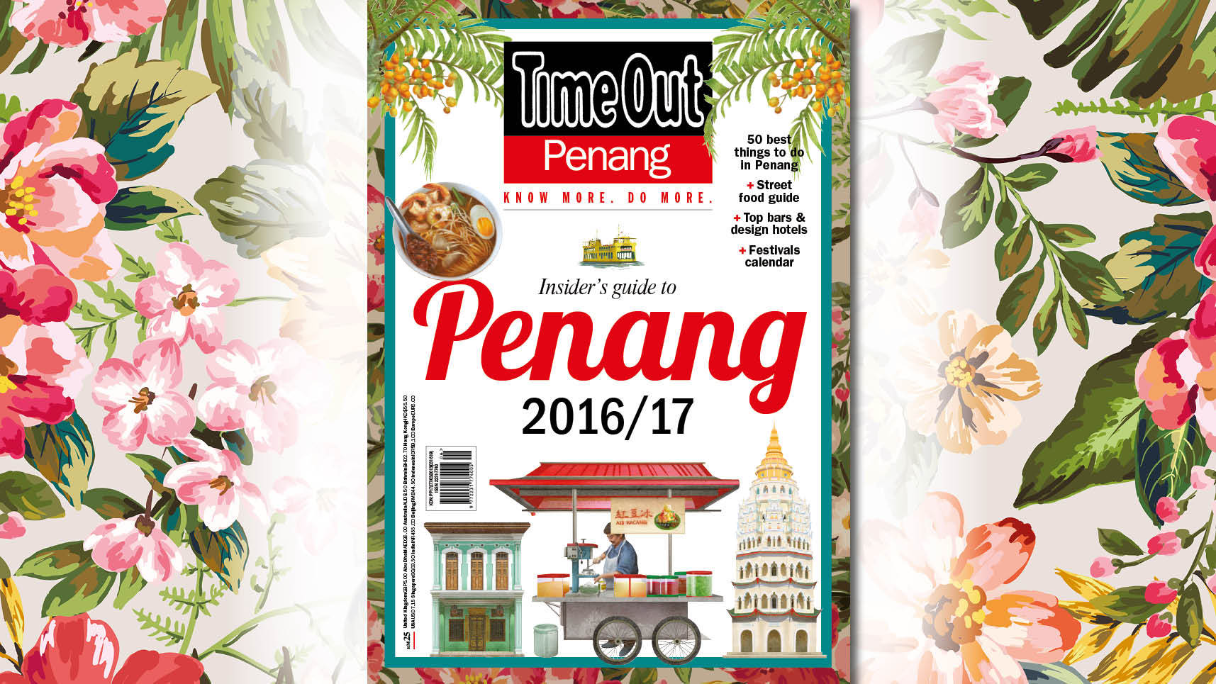 Out now: Time Out Penang Guide for 2016/2017