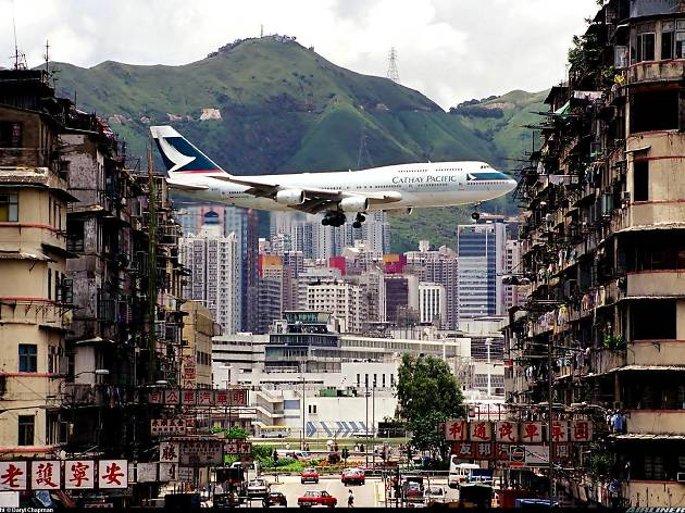 Cathay Pacific's final 747 flight will include a flyover of Victoria Harbour