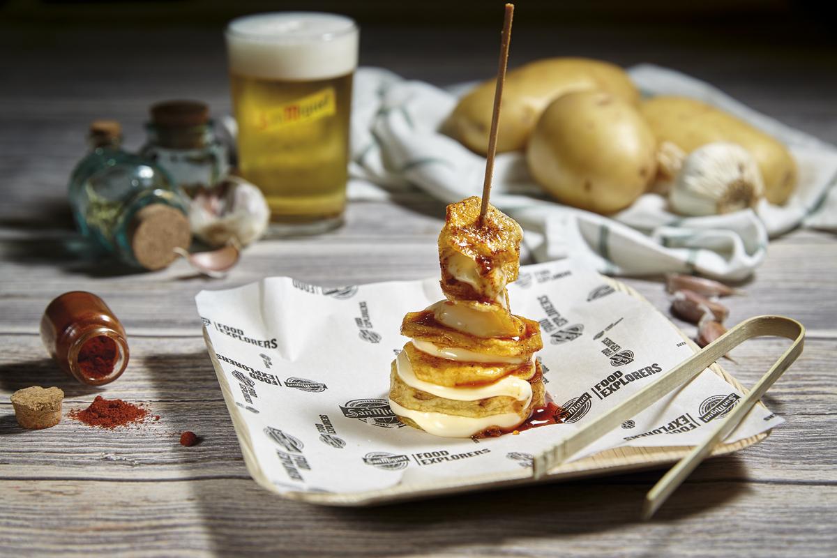 Les tapes més delicioses del Food Explorers Poble Nou