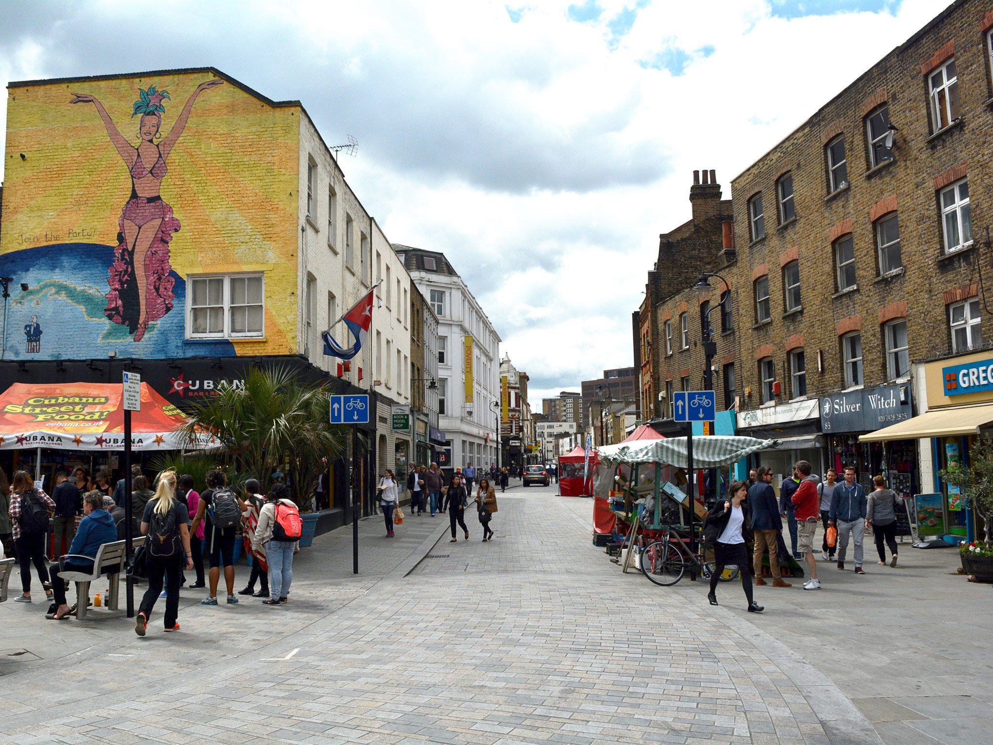 18 reasons to go to Lower Marsh, SE1