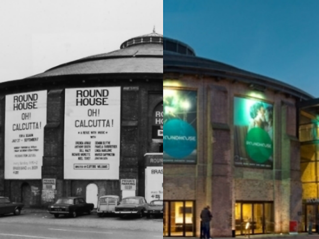 Fifty years of the Roundhouse