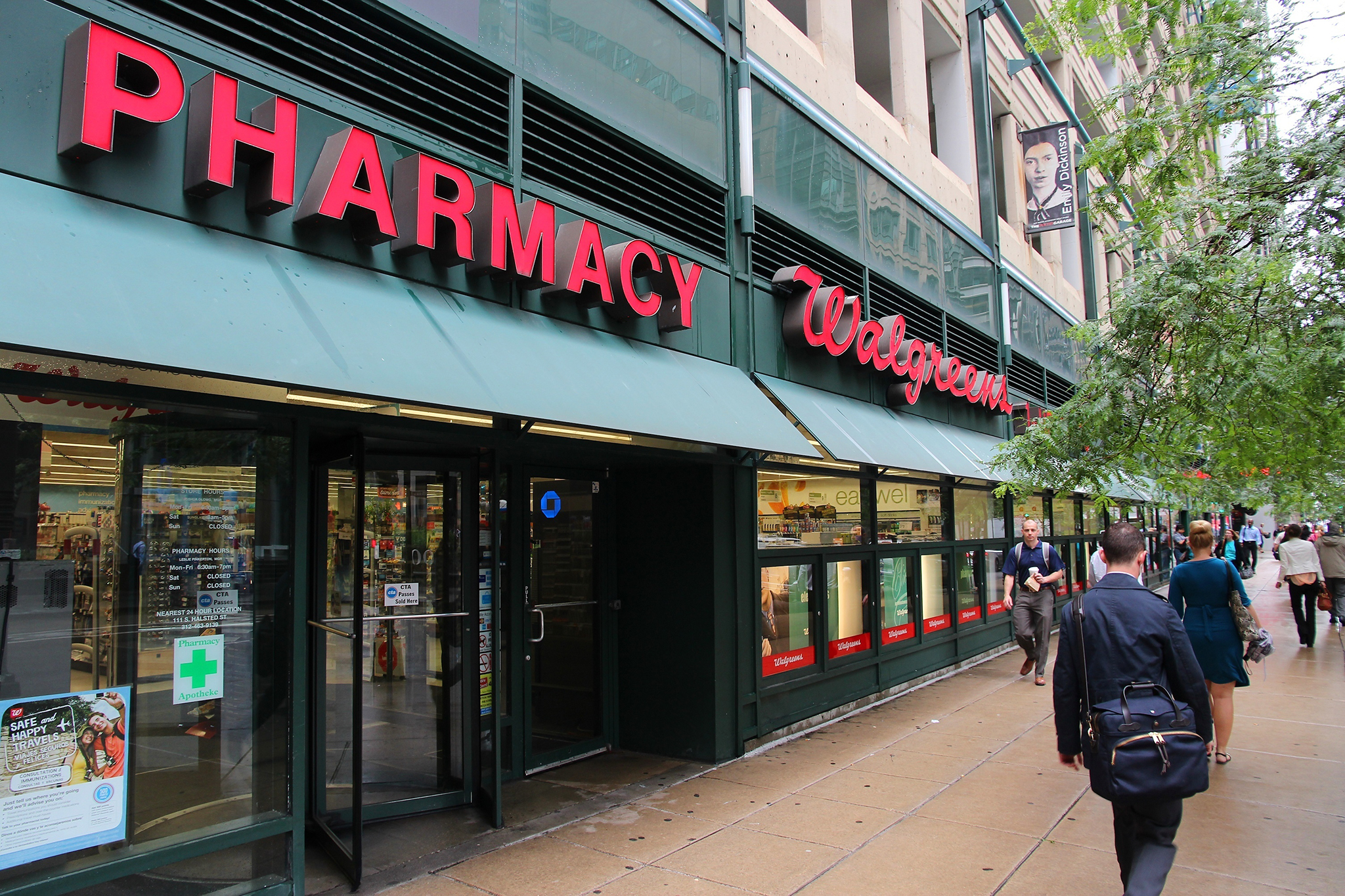 Pharmacy practice at Walgreens embraces an unmatched standard of quality care, and encourages pharmacists to take on new clinical roles in the community. As a pharmacist, this means Walgreens can offer unparalleled opportunities to advance your career and impact your patients' health and daily living.