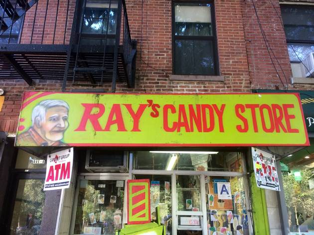Photograph: Courtesy Ray's Candy Store