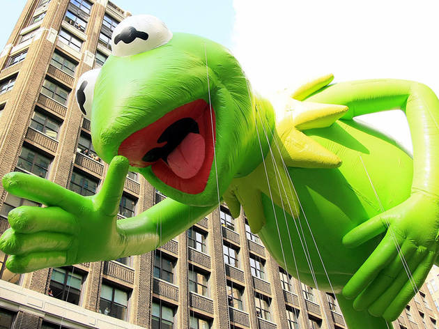 2002, Kermit the Frog
