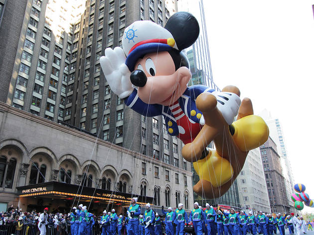2011, Mickey Mouse