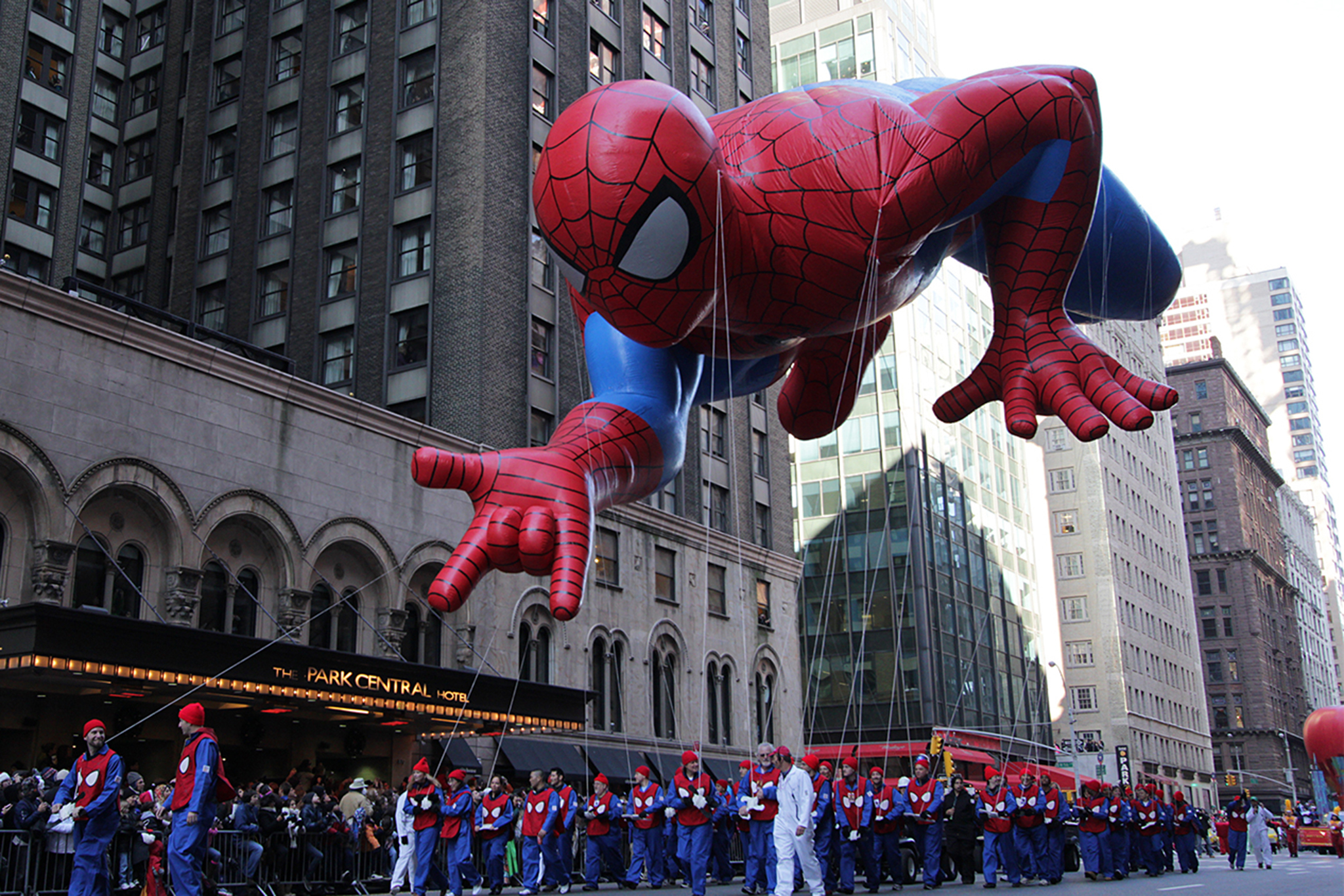 2011, Spiderman