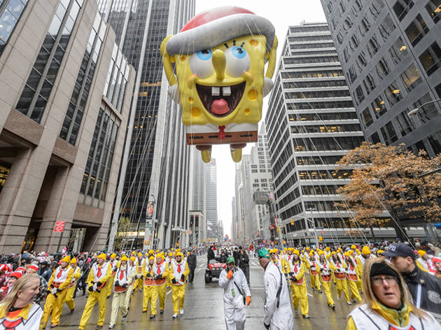 2014, Spongebob