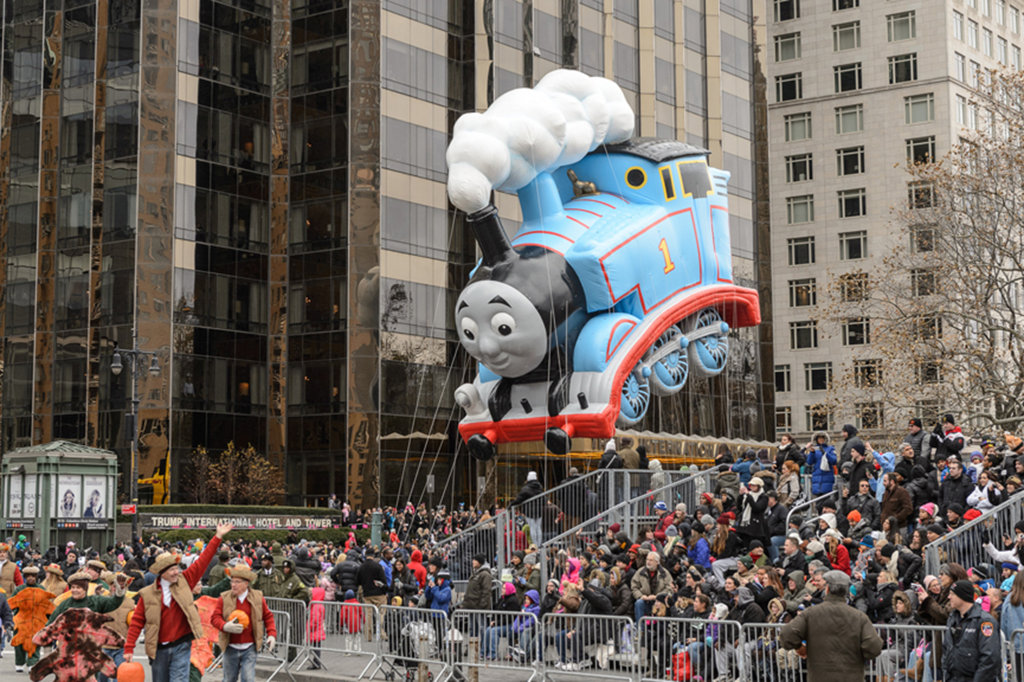 2014, Thomas the Tank Engine