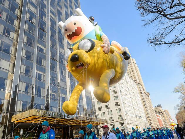 2015, Adventure Time