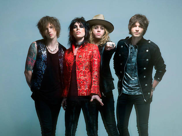 The Struts en el Corona Capital