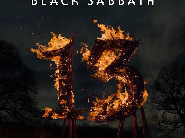 El disco 13 de Black Sabbath
