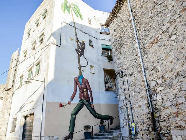 Graffiti Girona