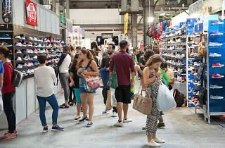 Stock! 8ª Feria Outlet de Madrid