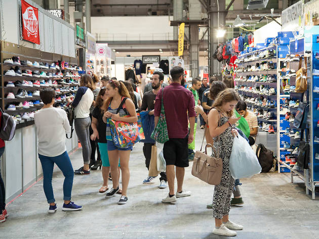 Stock! 9ª Feria Outlet de Madrid