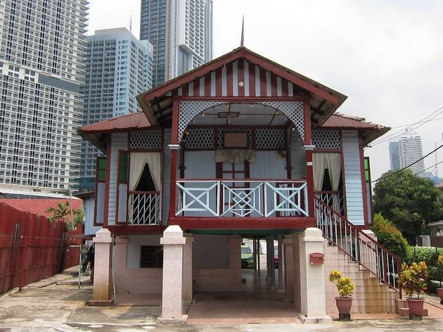 Kampung Baru is a 'Neighbourhood to Watch' according to Airbnb