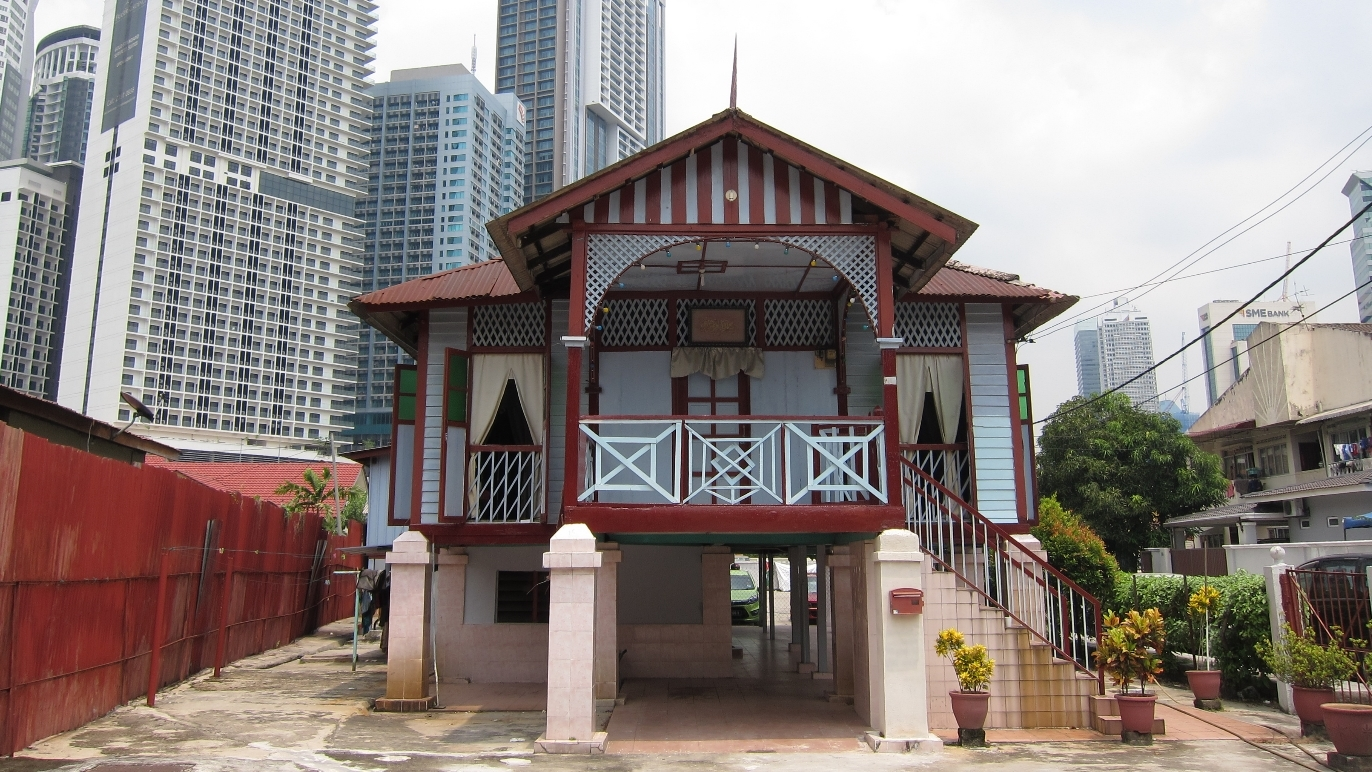 Best bits of KL: Jalan Raja Muda Musa in Kampung Baru
