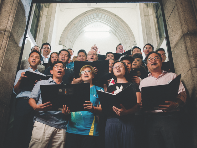 Singing their song: Hong Kong LGBTI choir The Harmonics on giving voice to a community
