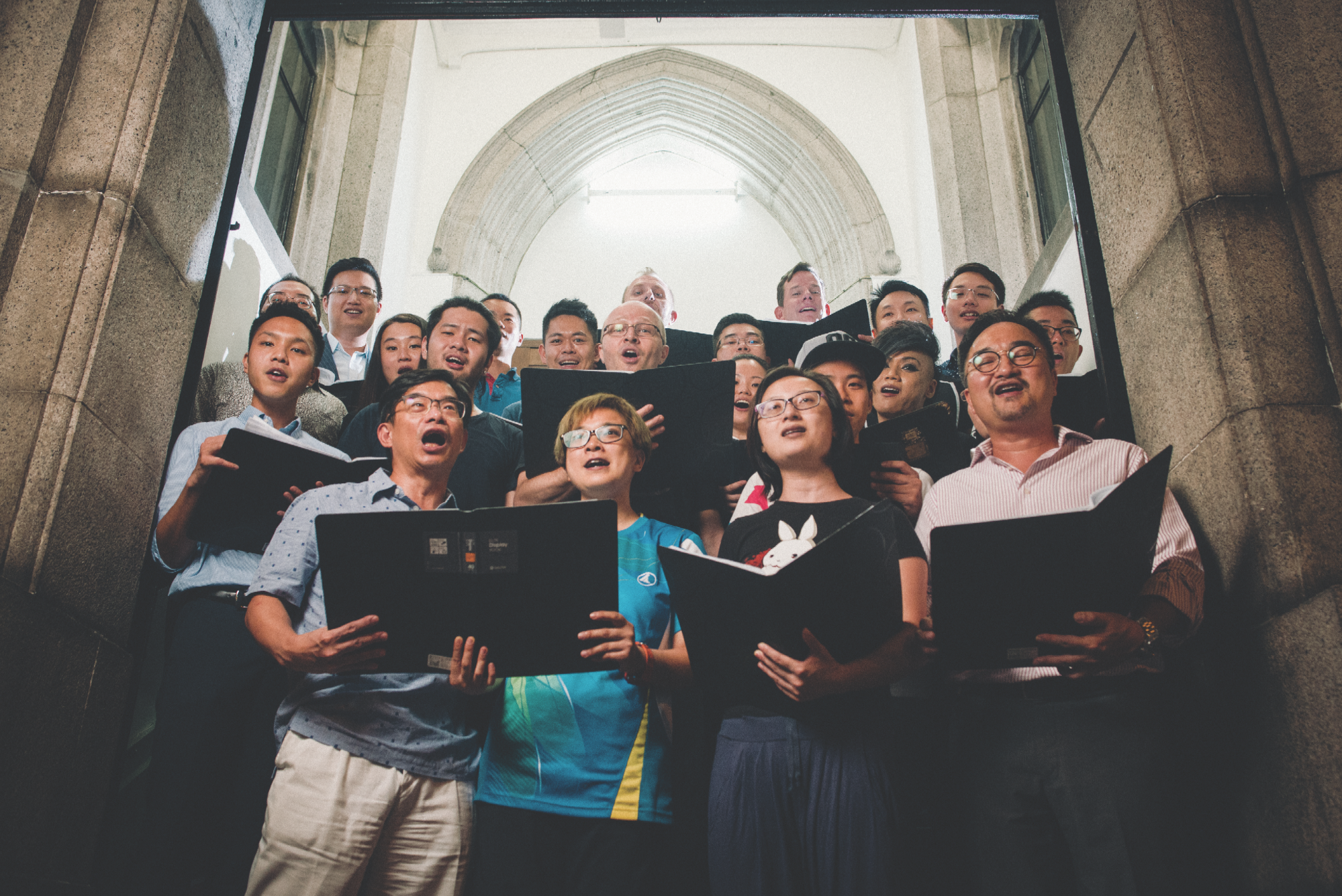 Singing Their Song Hong Kong Lgbti Choir The Harmonics On Giving Voice To A Community