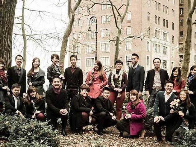 The Graduate Singers x Japan