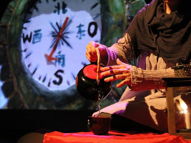 Ejderha Gemileri, Karin Schäfer Figuren Theater, Avusturya
