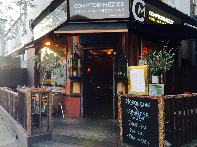 Comptoir Mezze Grill & Mezze Bar