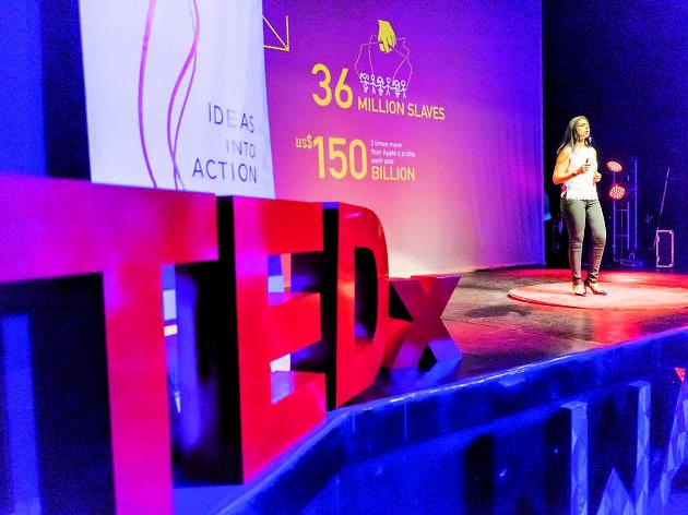 Ted x Wanchai 2016: Crossroads