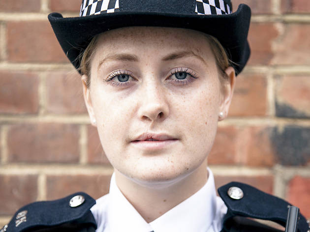 Things you only know if you're a police officer –Paris Hodgkinson-Black