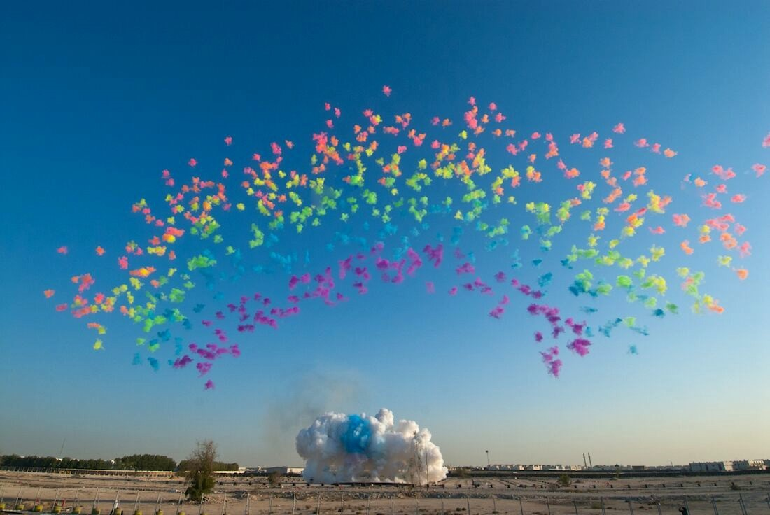 Sky Ladder The Art Of Cai Guo Qiang 2015 Directed By