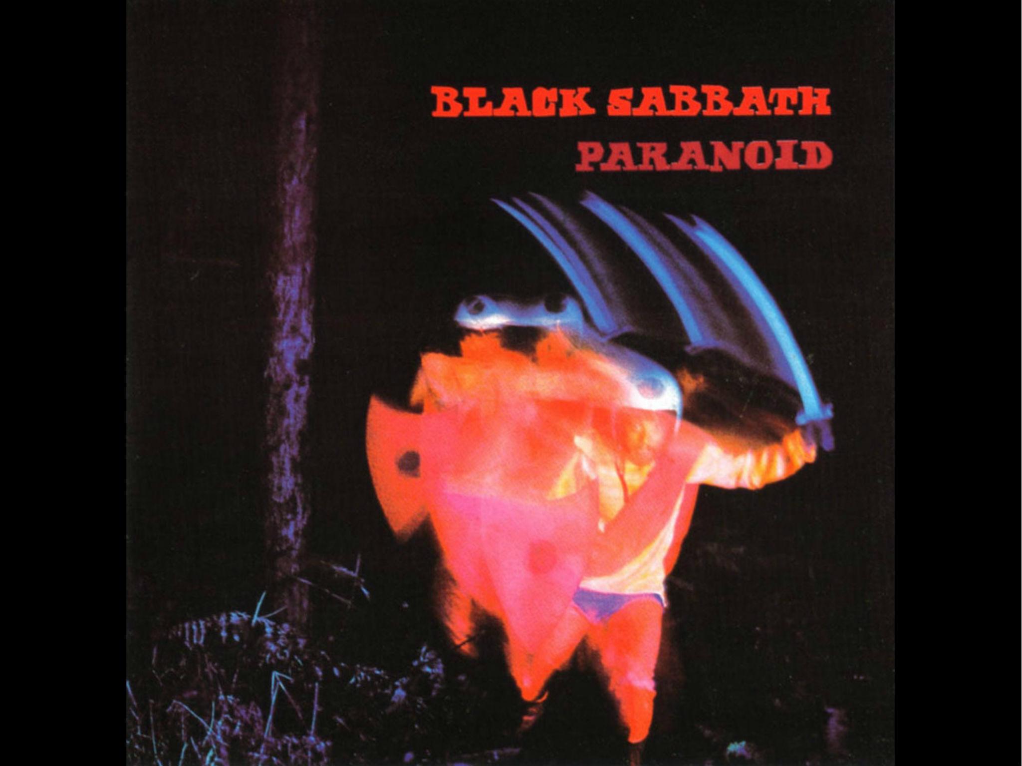 Paranoid, 1970