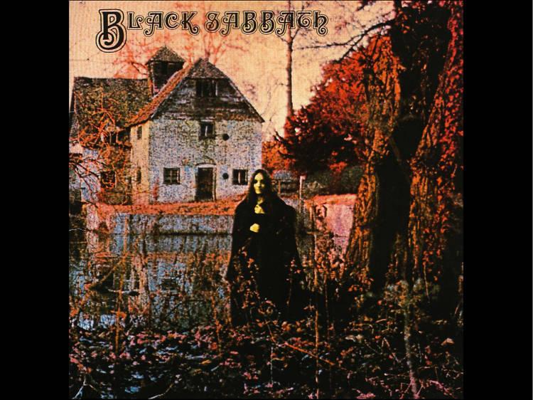"""Black Sabbath"" (Black Sabbath, 1970)"