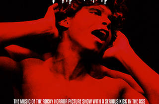 The Rocky Horror Revue: Johnny Chastain and the Heartbeats + J.C. Brooks