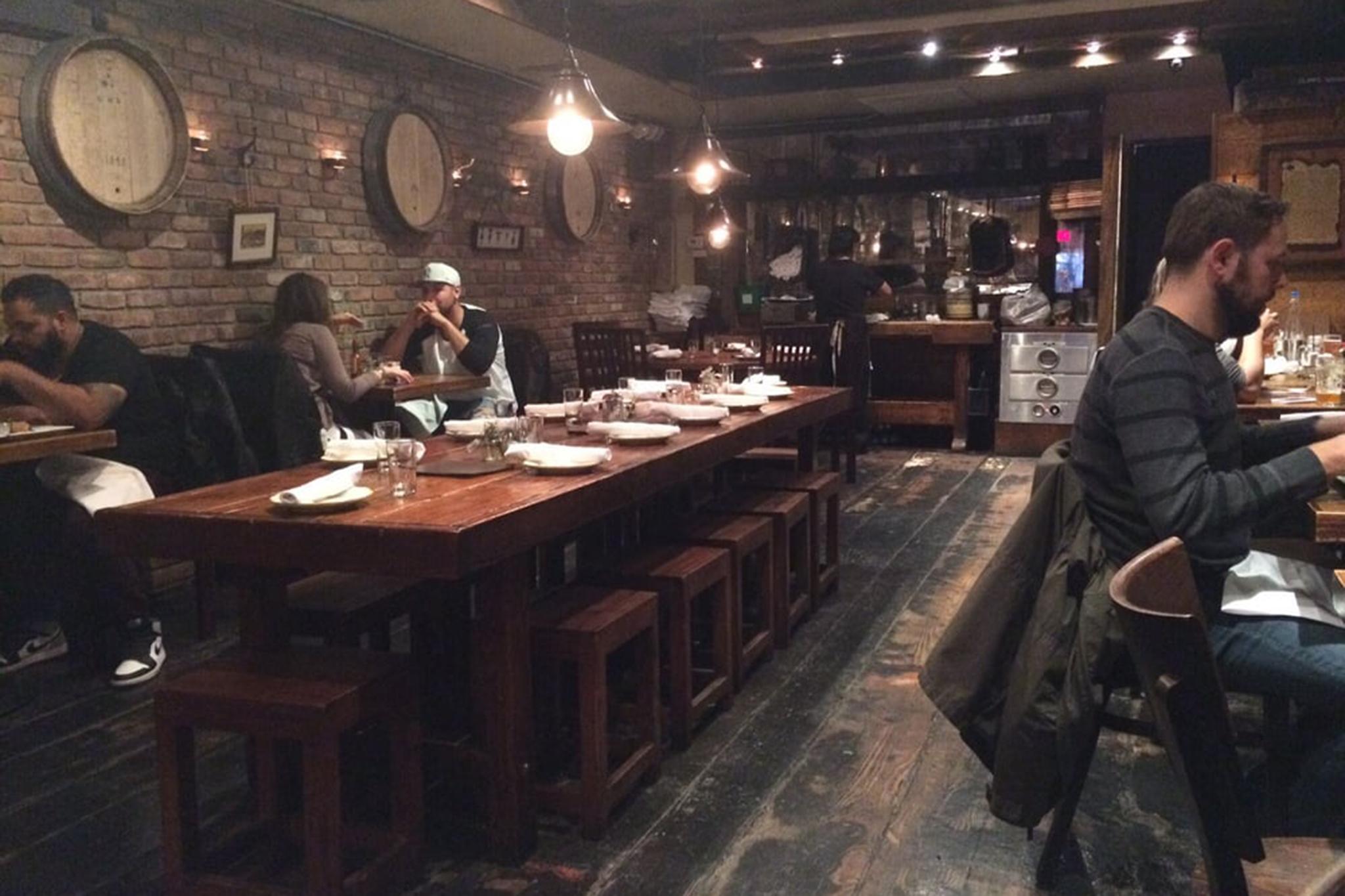 cask bar & kitchen | bars in kips bay, new york