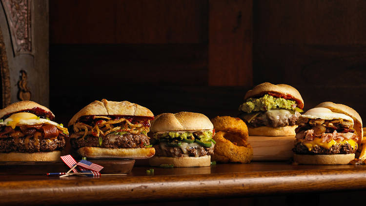 Photograph: Courtesy Ted's Montana Grill