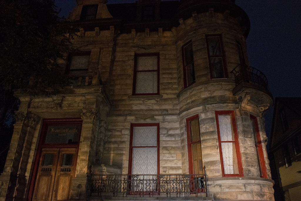 Haunted Missouri: A Ghostly Guide to the Show-Me States Most Spirited Spots