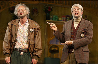 Broadway review: Nick Kroll and John Mulaney kvetch up a comic storm in Oh, Hello
