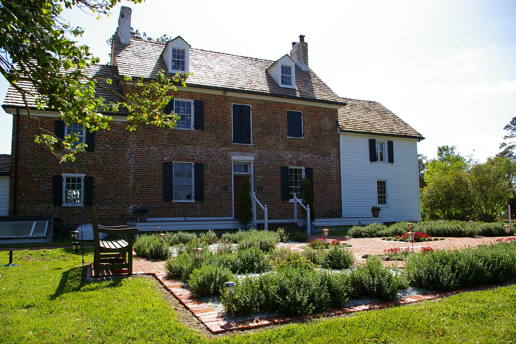 The Ferry Plantation House