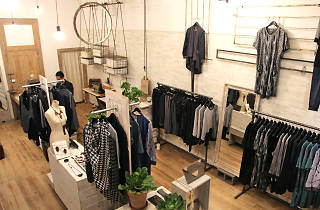 Jude store interior