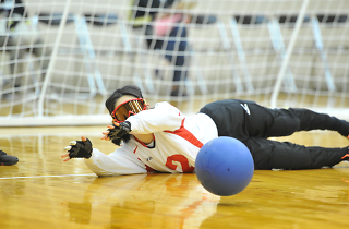 Goalball | Time Out Tokyo