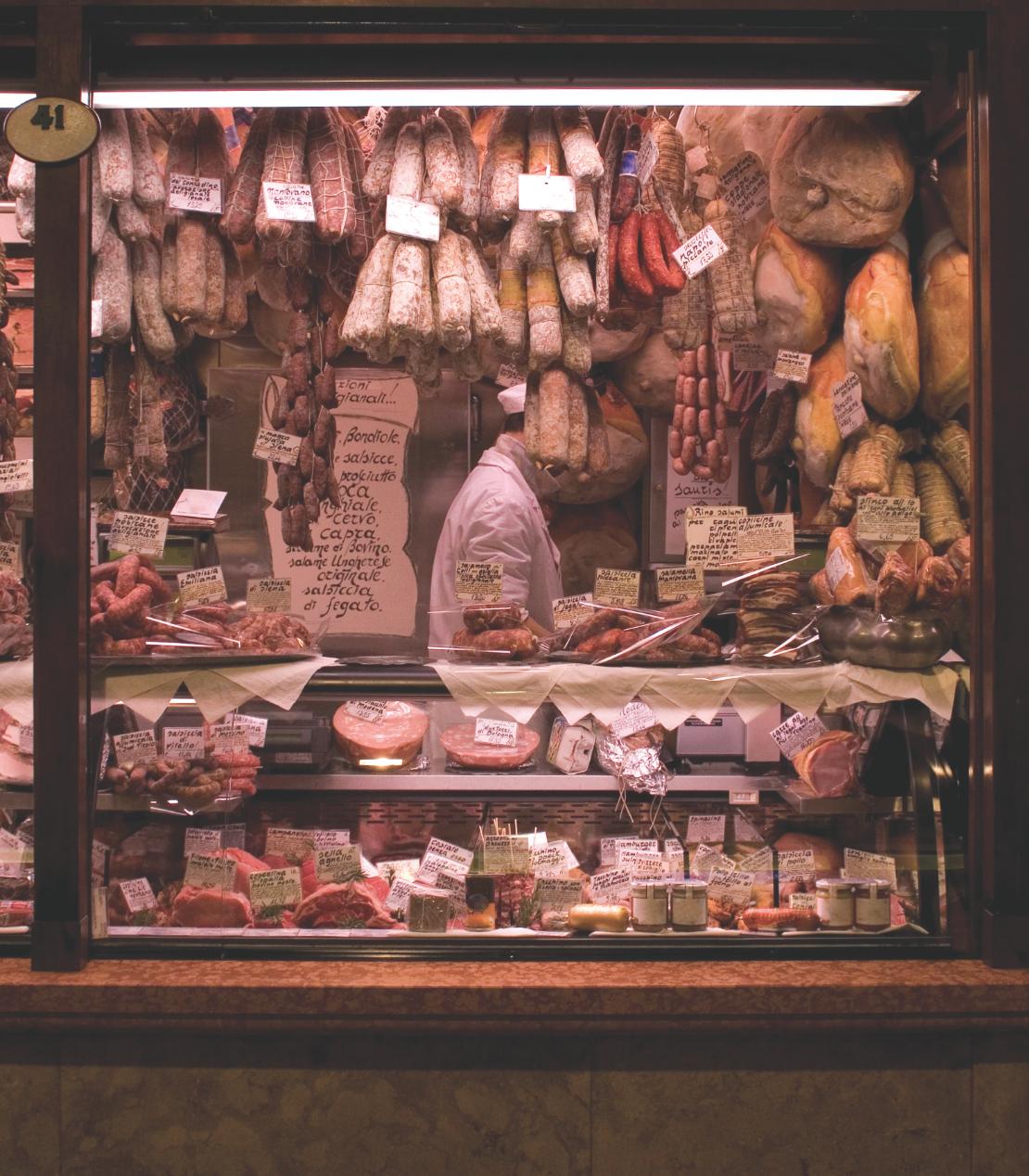 Desperately seeking salumi: Mortadella hunting in Bologna
