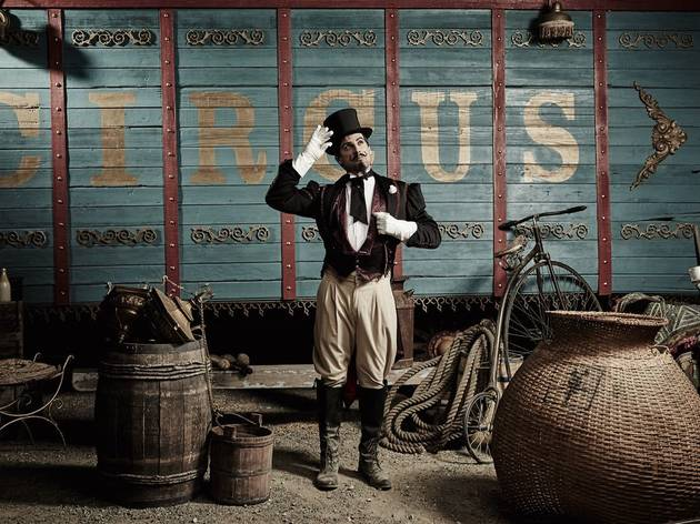circus 1903 The Golden Age of Circus 2016 Sydney Opera House hero image courtesy SOH