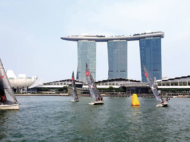 Marina Bay Sailing
