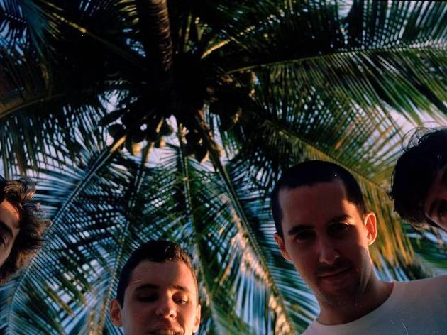 Red Bull Music Academy presents BadBadNotGood