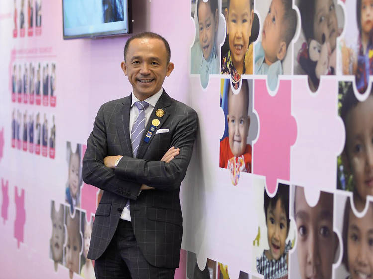 Thomas Ho – Programme director of early learning centre, KinderU