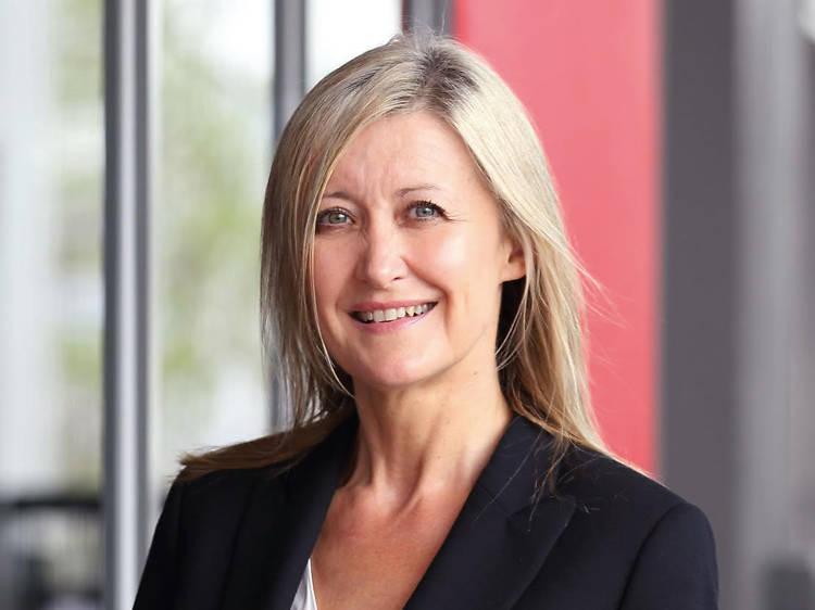 Belinda Greer – CEO of the English Schools Foundation