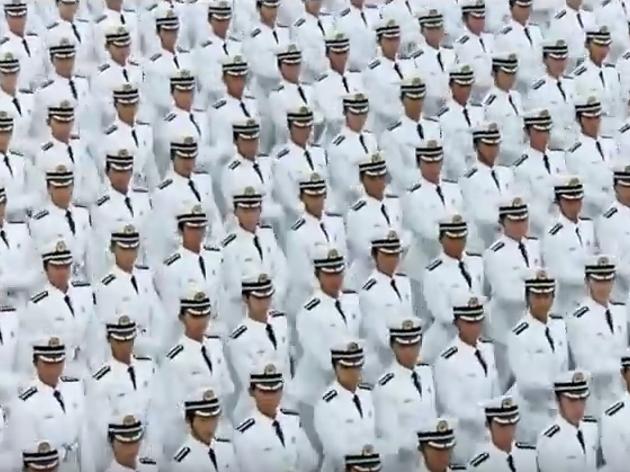 Les desfilades militars més impactants [VÍDEO]