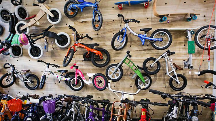 Bicicleta  Kids on Wheels