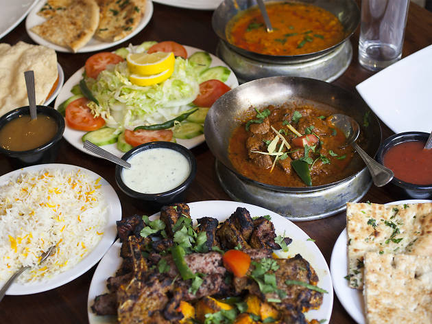 best indian restaurants london, lahore kebab house