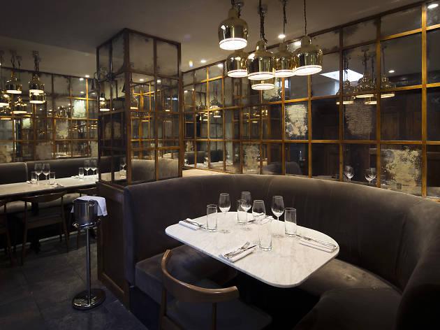 best indian restaurants london, trishna