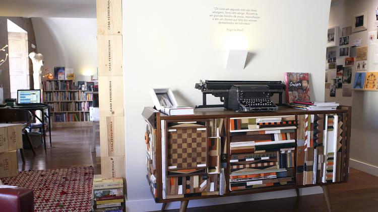 Livraria, Livros, Cascais, Dejá Lu